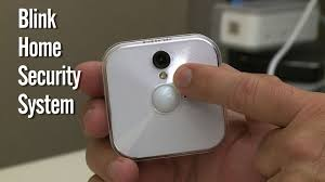 Interior Home Surveillance Cameras by Tech Review Blink Home Security Camera System Youtube