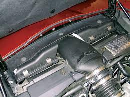 c6 corvette cold air intake vararam cold air induction kit c6 corvette air intake