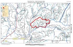 Current Wildfire Map Idaho by Idaho Fire Information Strychnine Fire Update And Map Sept 6