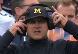 Jim Harbaugh Memes - jim harbaugh denies nfl rumors after michigan bowl loss larry
