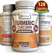best joint supplement turmeric curcumin extract supplement with bioperine 1000mg 120