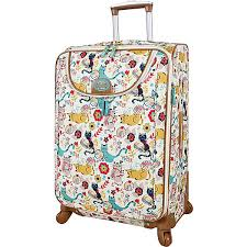 lilly bloom bloom 28 exp spinner luggage ebags