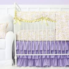 Girls Bedding Purple by Purple Baby Bedding Lavender Crib Bedding