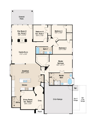 new home floor plans and prices sicily model by taylor morrison 336k 2342 sq ft 4 bed 2 ba 2