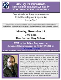 upcoming speakers ilan ramon day