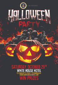 halloween dance party october 29th u2014 white house hotel