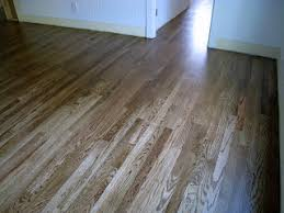 the conscious kitchen refinished oak floors