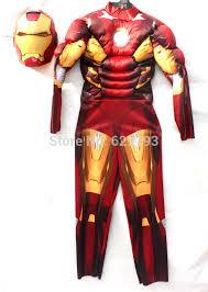 Tony Stark Halloween Costume Children Clothes Picture Detailed Picture Children U0027s