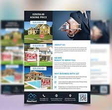 real estate flyers templates free 30 amazing free real estate flyer templates psd download