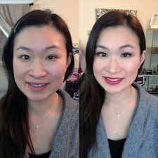 makeup classes san francisco asian makeover before and after makeup lesson www wowpretty