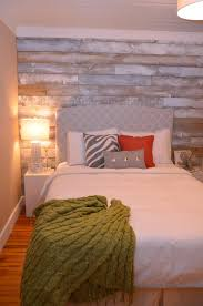 Bedroom Accent Wall by The Smith Nest Bedroom Update Bedroom Built Ins Pinterest