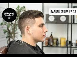 shaping long hair barber beard trim shave series ep 03 clean shaving long hair