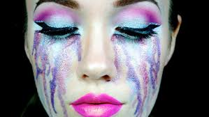 Unicorn Halloween Makeup by Sugarpill Sparkle Baby Halloween Makeup Tutorial Youtube
