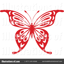 butterfly clipart 1120066 illustration by vector tradition sm