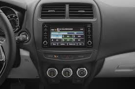 2017 mitsubishi outlander sport interior new 2017 mitsubishi outlander sport price photos reviews