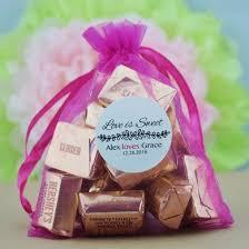 pink organza bags fuchsia hot pink organza gift pouch goodie bag 4 5 x 5 5