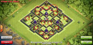 the ultimator th9 farming base design big boss