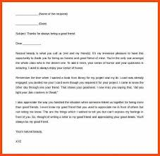 how to write a letter to a friend program format