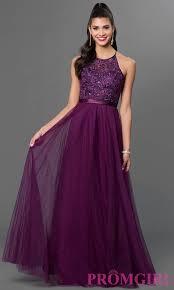 mori lee illusion top prom dress promgirl