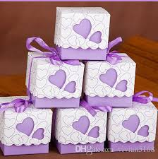 Wedding Favors Box by Gift Box Diy Favor Holders Creative Style Polygon Wedding