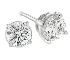 earring stud caring for your certified diamond stud earrings