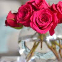 Arranging Roses In Vase How To Arrange Long Stemmed Roses In A Round Vase