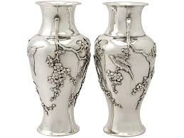 Chinese Vases Uk Chinese Vases Antique Antique Silver Vases Ac Silver