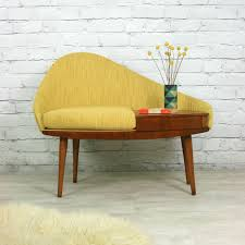 Antique Telephone Bench Vintage 1960s Telephone Seat Telephone 1960s And Mid Century Modern