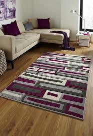 Modern Rug Uk Rugs Uk Modern Rugs Sale Matrix Fr40 Grey Purple Rug