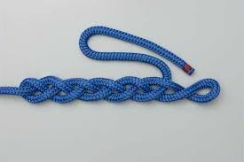 braid how to braid a single rope knots