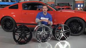 2010 Mustang Black Rims Mustang 2010 Style Gt500 Wheel 05 12 All Review Youtube