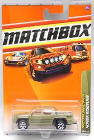 matchbox honda ridgeline matchbox u0027s u0026 wheels u2013 april weekend hauls d a y d r e a m e r