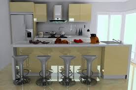 jisheng brand plywood panel carcase mini kitchen cabinet for small