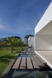world architecture simple modern house casa tb by aguirre