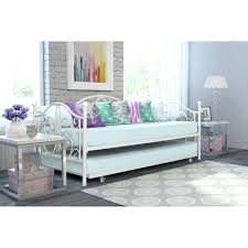Ikea White Metal Daybed by Ikea White Metal Daybed Carey Full With Trundle Sofa Bed Or