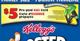 prepaid gas card gas card kellogg s prepaid gas card