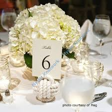 diy table number holders table number holders for your nautical wedding 4 diy place card