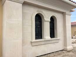 exterior concrete window trim ideas