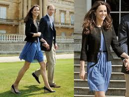 dressmaking kate middleton u0027s royal blue zara dress beaufrog