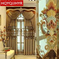 online get cheap classic embroidered curtains aliexpress com