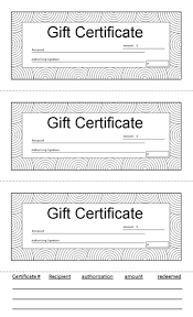 small business gift cards small certificate template gift cards for small business word