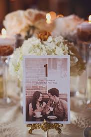 wedding table number ideas inspiring 6 adorable wedding table number ideas world