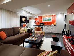 Basement Room Decorating Ideas 10 Chic Basements By Candice Olson Hgtv