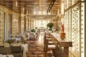 tres encinas restaurant in spain gets re designed wine wall and