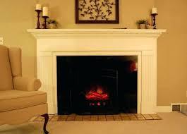Contemporary Electric Fireplace Fireplace Trim Kits Contemporary Electric Fireplace Insert With