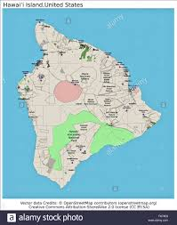 Map Of Hawaii And United States by Map Hawaii Stock Photos U0026 Map Hawaii Stock Images Alamy