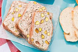 turkey and pistachio terrine