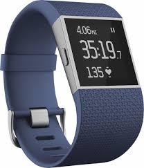 target fitbit surge black friday fitbit surge fitness watch large blue fb501bul best buy