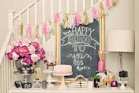 party decor pink birthday party decor maggie photography and