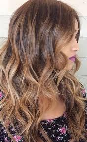 long brunette highlight hairstyles for women styles time